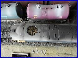 Heljan O gauge class 50008 Thunderer DCWA, weathered. Brand new. Mint in box