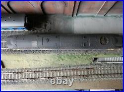 Heljan O gauge class 50024 Vanguard, weathered. Brand new. Mint in box
