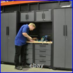 Hilka Professional 24 Gauge tool Mechanics Modular Cabinet Set workshop garage