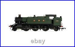 Hornby Oo Gauge R3719 Large Prairie Class Loco 4154 Gwr Green (brand New)
