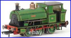 Hornby Oo Gauge R3871 Peckett B2 Henry Port Of Bristol (brand New Boxed)