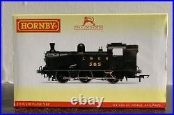 Hornby R3405 OO Gauge Class J50 0-6-0T 585 LNER Black Era 3 DCC Ready Brand New