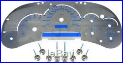 Instrument Cluster Upgrade Kit Stainless Steel with Trans Temp Dorman 10-0106B
