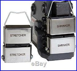 KAKAIND SG-18 Metal Shrinker Stretcher, 16 Gauge Mild Steel Shrinker Stretcher