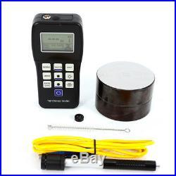 Leeb Hardness Tester Digital LCD Display Rebound Gauge Meter Metal Steel