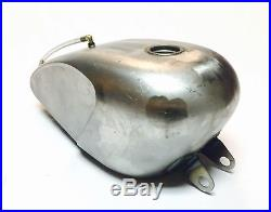 Legacy Gas Fuel Tank 275 Gal With Fuel Sight Gauge Harley Sportster