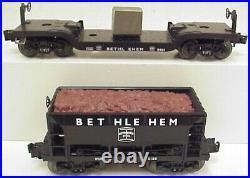 Lionel 6-21758 Bethlehem Steel Service Station O Gauge Diesel Train Set MT/Box