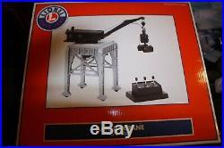 Lionel O Gauge #24134 Bethlehem Steel Gantry Crane made in 2002 NIB