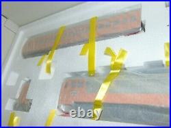 Lionel O Gauge 51000 Milwaukee Hiawatha Stream Line Set- Brand New In Boxes