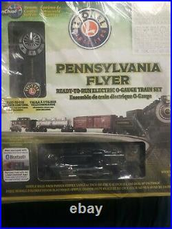 Lionel Pennsylvania Flyer Electric O Gauge Model Train Set with Complete Brand New