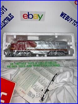 Lionel Santa Fe O Gauge No. 6-8652 F-3 Brand New Never On Tracks