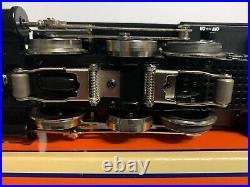 Lionel Us Steel 0-6-0 Dockside Switcher Steam Engine 6-28676! For O Gauge Set