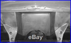 Mercury Merc 16 Gauge Steel Firewall with 4 Setback 1949,1950,1951 DSM