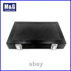 Metric Steel Gauge Block 103pcs/set, Grade 2 New Packaging