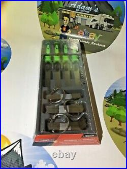 NEW 2021 Snap-On Interchangeable Green Handle Feeler Gage Blade Set (FB336GRN)