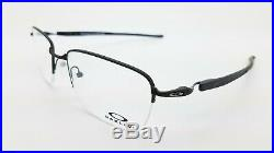 NEW Oakley Gauge 3.2 Blade RX Prescription Frame Matte Black OX5128 0154 GENUINE