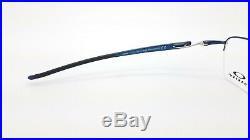 NEW Oakley Gauge 3.2 Blade RX Prescription Frame Matte Midnight OX5128 0352 52mm