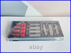 NEW Snap On Interchangeable Feeler Gauge Red Blade Set FB336