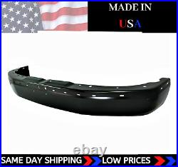 NEW USA Made Black Front Bumper For 2003-2020 Express GMC Savana SHIPS TODAY