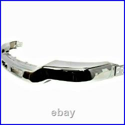 NEW USA Made Chrome Front Bumper For 2003-2007 GMC Sierra SHIPS TODAY