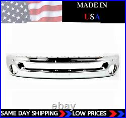 NEW USA Made Chrome Front Bumper for 2002-2009 Dodge Ram Pickup SHIPS TODAY