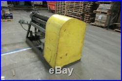 New Dimension 10 Gauge 48 Power Pinch Slip Sheet Metal Steel Roller Roll Former