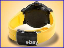 Oris Aquis Depth Gauge Automatic Black DLC-coated Stainless Steel Mens Watch
