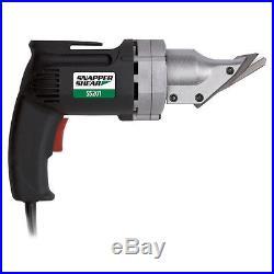 PacTool Snapper SS201 4.8-Amp 110-Volt 18 Gauge Mild Steel Sheet Metal Shear