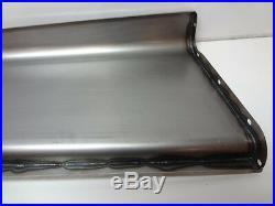 Packard Steel Running Board Set 37 1937 (Long) Made in USA 16 Gauge