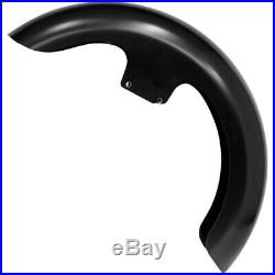 Paul Yaffe Bagger Nation 21 Thicky 14 Gauge Steel Wrap Front Fender 86-13