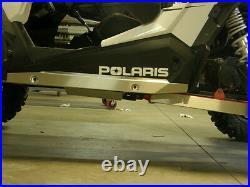 Polaris RZR 1000 xp 900 900s 900xc Razor rock sliders 14 Gauge Stainless Steel
