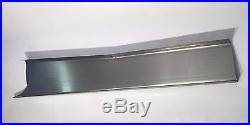 Pontiac Steel Running Board Set 37,38 1937-1938 Made in USA 16 Gauge