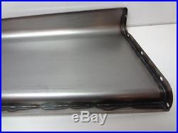 Pontiac Steel Running Board Set 39,40 1939-1940 Made in USA 16 Gauge
