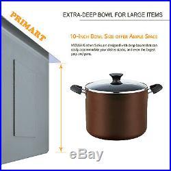 Primart 33X22X10 16 Gauge Double 5050 Top mount Stainless Steel Kitchen Sinks