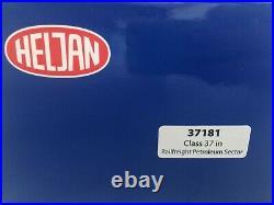 REDUCED Heljan O gauge Class 37 Railfreight Petroleum Livery Brand new, VGC (2)