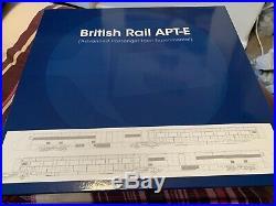 Rapido Trains 13501 APT-E OO Gauge DCC Sound & Control Brand New Never Unpacked