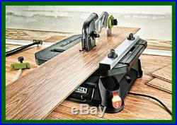 Rockwell Bladerunner X2 Portable Tabletop Saw W Steel Rip Fence Miter Gauge & 7
