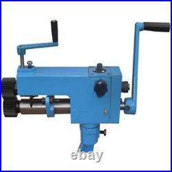 Rotary Machine Bead Roller Maximum 22 Gauge Forming Sheet Metal Steel Bender