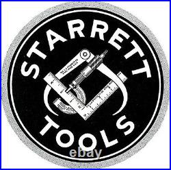 STARRETT DRILL POINT GAGE KIT Brand New Made In USA