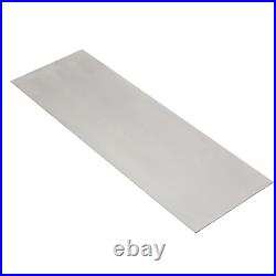 Sheet Metal 6 x 18 in. 16 Gauge Durable Steel Weldable Corrosion Resistant