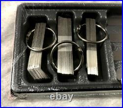 Snap-On Interchangeable Green Handle Feeler Gage Blade Set (FB336GRN)