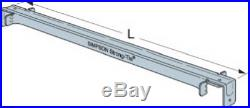 TSBR2-24 Truss Spacer-Resistrant, 22 Gauge, 25-1/2 x 1-3/4 x 1-In. Quantity 50