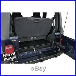 Tuffy Products Full-Length Underseat Security Drawer 76-06 Jeep CJ & Wrangler