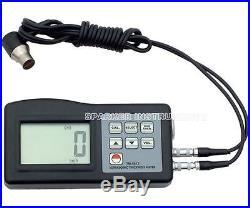 Ultrasonic Wall Thickness Gauge Meter Tester Steel PVC Digital Testing TM-8812