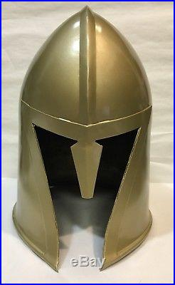 Vegas Golden Knights MEDIEVAL 18 Gauge STEEL FullSize HELMET