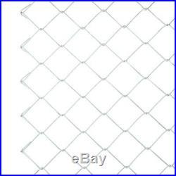 YARDGARD Chain Link Fence Fabric 5 ft. X 50 ft. 11.5-Gauge Heavy Duty Steel